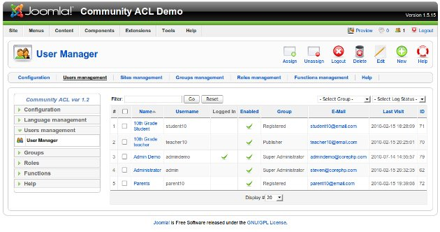 communityacl
