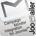 campaignmonitor integration for joomla
